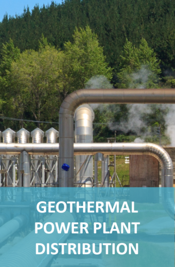 Geothermal Power Plant Distribution